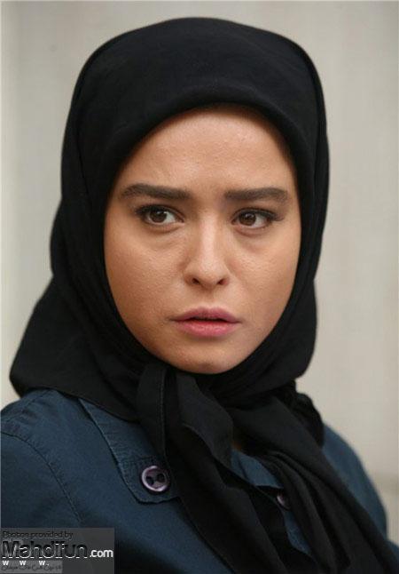 عکس مهراوه شریفی نیا در سریال کیمیا