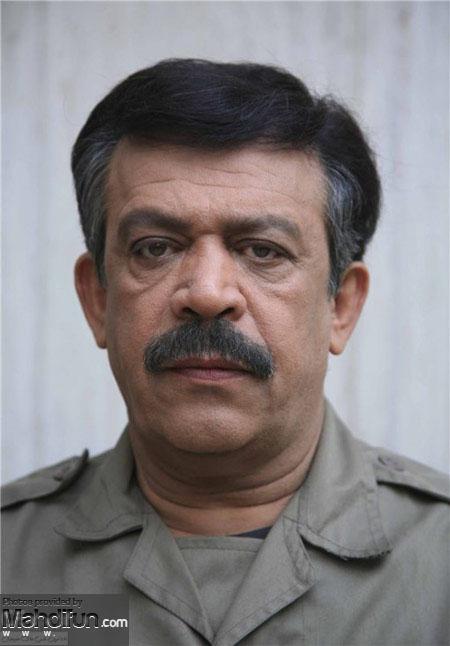 عکس حسن پور شیرازی در سریال کیمیا