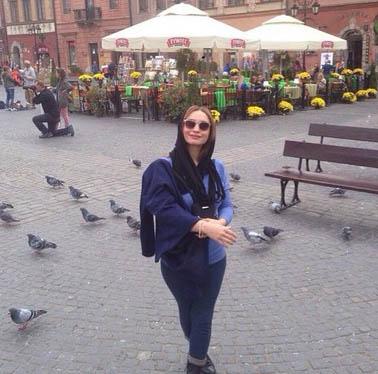 Maryam Kaviani 27m 2 2 عکس های جدید مریم کاویانی در خارج از کشور
