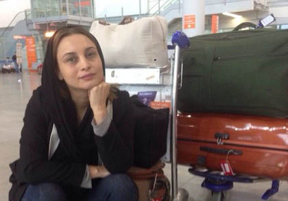Maryam Kaviani 27m 3 2 عکس های جدید مریم کاویانی در خارج از کشور