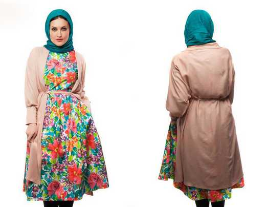 مدلهای مانتوهای برند ایرانی
