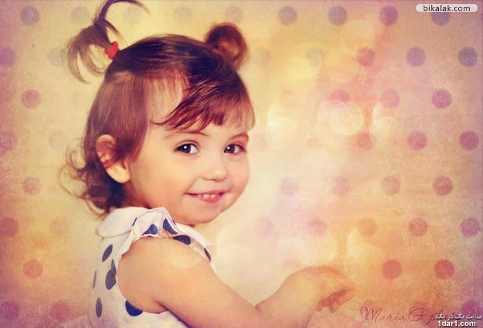 Photo Girl Little Model 5 دختر بچه های خیلی ناز و زیبا+عکس