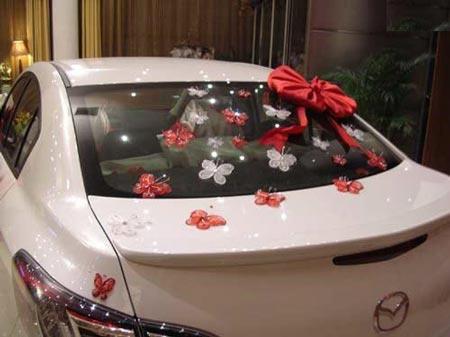 مدل های شیک تزئین ماشین عروس (عکس)
