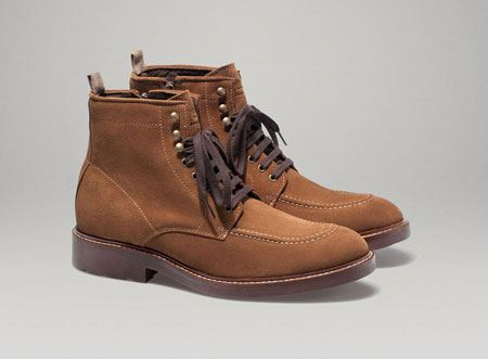 جدیدترین مدل کفش های مردانه ی برند Massimo Dutti