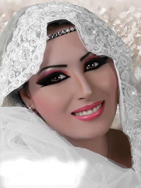 مدل آرایش عربی چشم,آرایش چشم خلیجی,آرایش چشم 2014