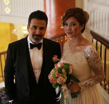 عکس های امراه خواننده ی ترکیه ایی