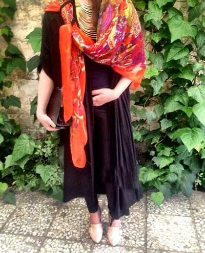 دختران تهرانی با تیپ های فشن و امروزی + تصاویر