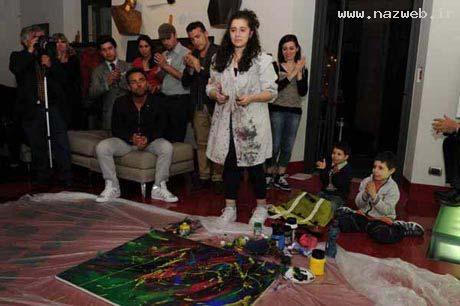 عکس های بدون سانسور دختر جذاب و نابغه ایرانی