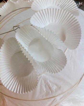 آموزش تصویری ساخت چراغ خواب بسیار زیبا