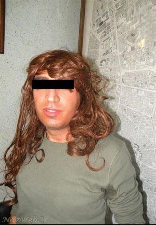 مرد زن نمای متهم به اسید پاشی در اصفهان دستگیر شد + تصاویر