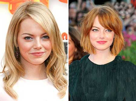 رنگ موی ستاره ها,تغییر رنگ موها,رنگ مو