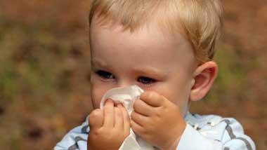 سرماخوردگی نوزادان,درمان سرماخوردگی نوزادان
