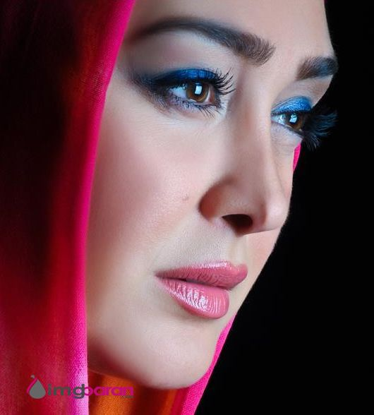 bazigaran zan 661 بازیگران زن ایرانی پشت دوربین با حجابی متفاوت