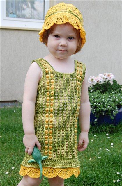 لباس بافتنی بچه گانه , لباس بافتنی کودک