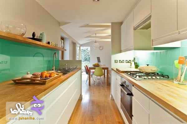 دکوراسیون آشپزخانه کوچک,مدل کابینت آشپزخانههای کوچک