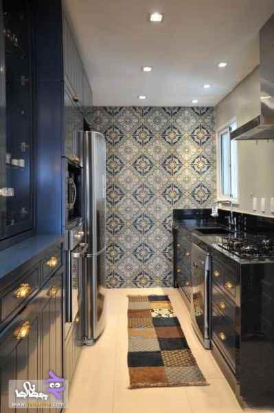 مدل کابینت آشپزخانههای کوچک