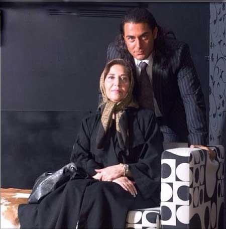 عکسهای محمدرضا گلزار به همراه خانواده اش