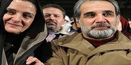 اخبار,اخبار فرهنگی,تصاویر خانواده ی سینما در کنار همسرانشان