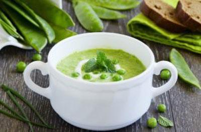 طرز تهیه سوپ نخودفرنگی,درست کردن سوپ نخودفرنگی