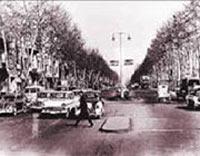 خیابان ولیعصر,قدیمی ترین خیابان تهران,طولانیترین خیابان خاورمیانه