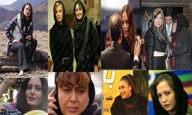 چرا کسی با این بازیگران زن برخورد نمی کند؟!