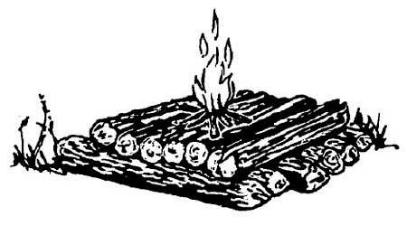 چگونه در طبیعت آتش روشن کنیم,دانستنی های سفر,سفر به طبیعت