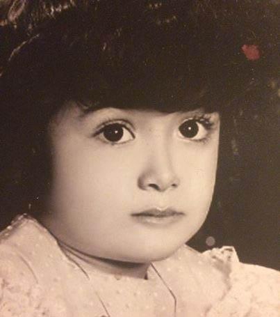 kodaki Bazigaran 18o 1 عکس های دیدنی و کمیاب از کودکی بازیگران زن ایرانی
