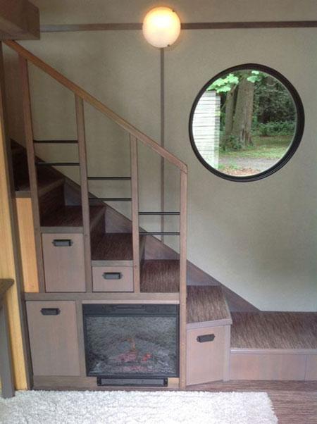 طراحی کوچک ترین خانه,دکوراسیون خانه 50 متری