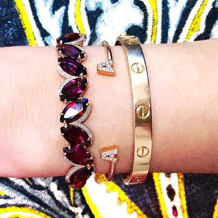 جواهرات سال 2015,جواهرات رنگ سال 2015