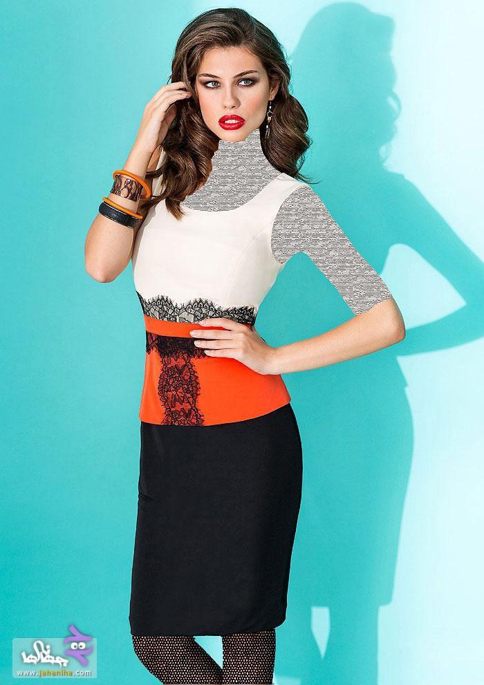 مدل تونیک دخترانه ایرانی