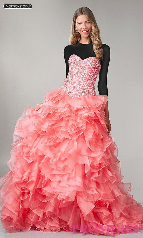 مدل لباس شب , مدل لباس مجلسی , عکس لباس مجلسی و شب دخترانه