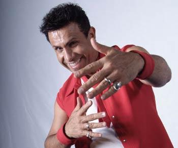 عکس های رقص محمد خردادیان در فینال مسابقات رقص