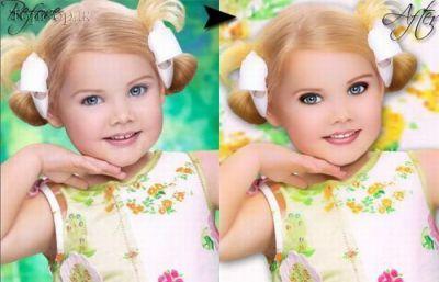 nUc44k88Wt دختر بچه های خیلی ناز و زیبا+عکس