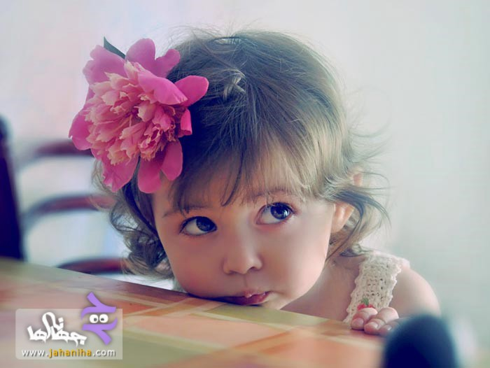pic55 www.jahaniha.com 17 دختر بچه های خیلی ناز و زیبا+عکس