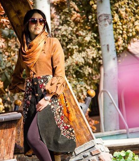 rahafun.com saport 2 افزایش دختران ساپورت پوش در تهران!!